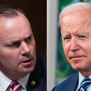 'Immoral, Unwise, And Damaging': Mike Lee Continues Crusade Against Biden Vaccine Mandate