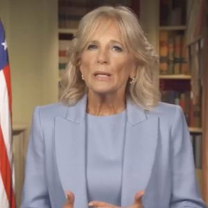 First Lady Dr. Jill Biden Headlines 2021 Congressional Military Family Caucus Summit