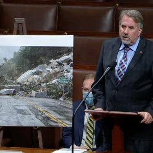 Doug LaMalfa Warns Bad Forest Management Can Lead To Dangerous Rock Slides