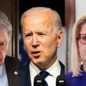 Biden Complimented Manchin And Sinema At Town Hall, But Remains Unlikely He Can Sway Them