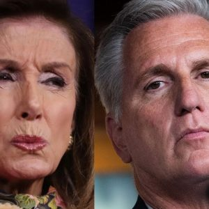 'Her Farewell Tour': McCarthy Mocks Pelosi As Republicans Eager To Take Back House In 2022