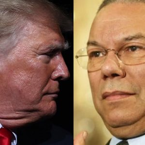 Trump Criticizes Colin Powell—And Slams Positive Media Coverage Of Him—A Day After His Death