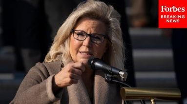 'History Will Record Her Courage': Chair Of Jan 6 Select Committee Praises Liz Cheney