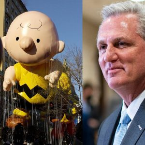 'Pull It Out From Under Him': McCarthy Invokes Charlie Brown Football Scene To Mock Biden