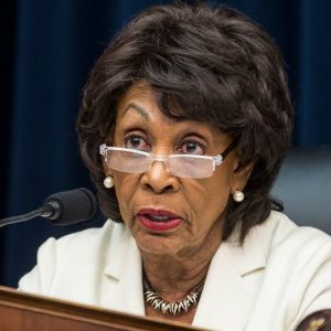 'There Is An Underground Economy': Maxine Waters Advocates Against Cashless Payments