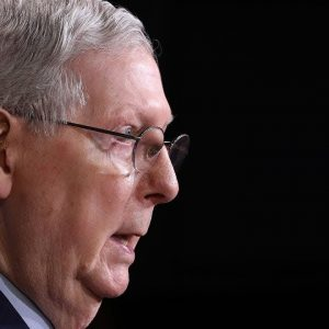 'Election Takeover Scheme': McConnell Rips Into Democrats' Voting Rights Legislation