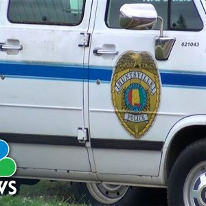 Alabama Woman Dies After Trapping Herself In Unlocked Police Van