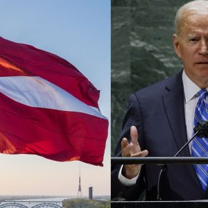 Biden: 'Even Latvia' Has Greater Percentage Of Children In Early Childhood Education Than US