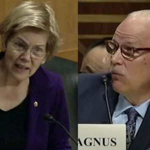 'Unacceptable In Our Nation': Warren Pushes CBP Nominee For Humane Treatment Of Asylum Seekers