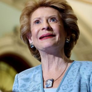 Debbie Stabenow: 'Very Serious Attacks Going On On Our Freedom To Vote In Michigan'