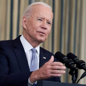 Biden Says U.S. Would Defend Taiwan Against China