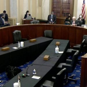 Democrats And Republicans Discuss Women Entrepreneurs In Senate Small Business Committee