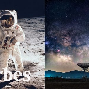 Buzz Aldrin On The Existence Of Extraterrestrials In Our Galaxy | Forbes