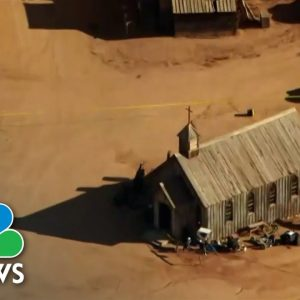 Chaos And Confusion End In Tragedy On 'Rust' Film Set