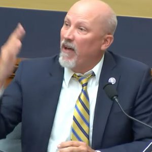 Chip Roy Shreds Biden For 'Refusing' To Protect Southern Border