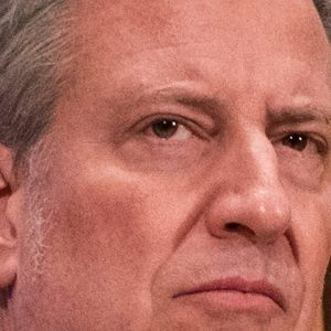 De Blasio Confronted Over Awful Polling In Governor's Race