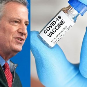 De Blasio: Ready To Vax Our Youngest New Yorkers