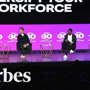 Diversifying A Workforce Starts At 'The Earliest Stage'