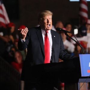 'Woke Fascism': Trump Rips Into Critical Race Theory, Equity At Rally In Iowa