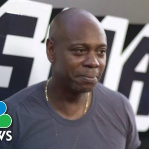 Chappelle Says He Would Meet With Transgender Netflix Workers Under Conditions