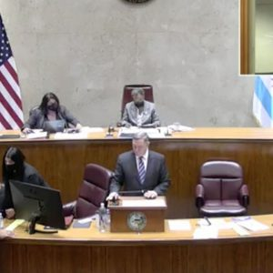 Vaccine Mandates Spur Special Session Of Chicago City Council Presided Over By Mayor Lightfoot