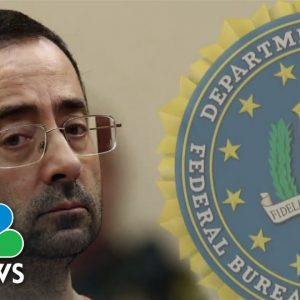 DOJ Reviewing Decision Not To Charge FBI Agents Who Lied About Actions in Nassar Case