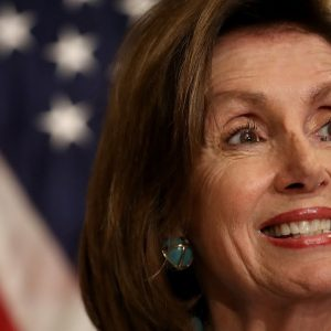 Pelosi Gives Speech On 'Promise Of Democracy' At Anniversary Of MLK Memorial Dedication