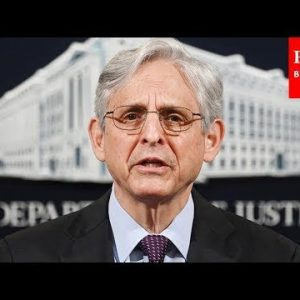WATCH: Attorney General Merrick Garland's Opening Statement To House Judiciary Committee