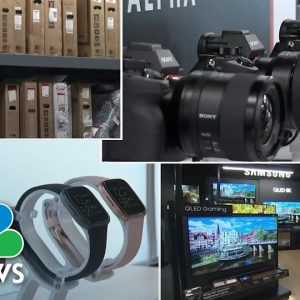 Stores Offering Black Friday Deals Now To Encourage Early Holiday Shopping
