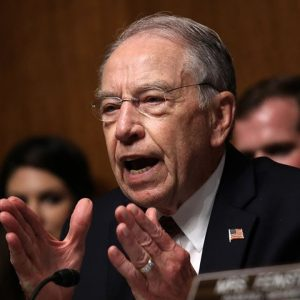 Grassley Questions Koh About COVID-19 Restrictions On In-Home Religious Practices