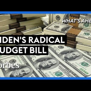 Biden's Radical Budget Bill: Can These Two Democrats Rescue Their Party? - Steve Forbes | Forbes