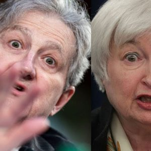 'She Knows Better Than That': John Kennedy Slams Yellen-Supported 'Squid-Brained Idea'