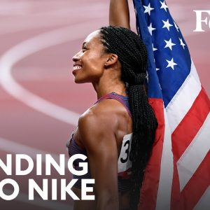 Allyson Felix On Why Negotiating With Nike Was Her Lowest Career Moment | Forbes