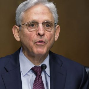 Garland Discusses Efforts To Curb Violent Crime During Senate Judiciary Committee Hearing