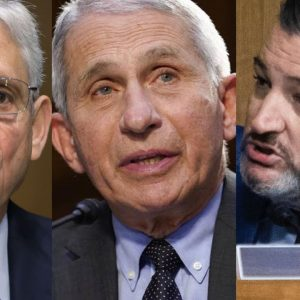 'Is The DOJ Investigating Dr. Fauci For Lying To Congress?': Ted Cruz Presses Garland On NIAID Dir.