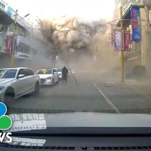 Gas explosion At Restaurant Kills At Least Three In Northeast China