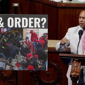 Hakeem Jeffries: GOP Has Abandoned Reagan, Is Now 'Cult Of Personality'
