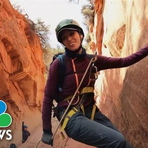 Group Helps Breast Cancer Survivors Find Adventure, Community And Inspiration