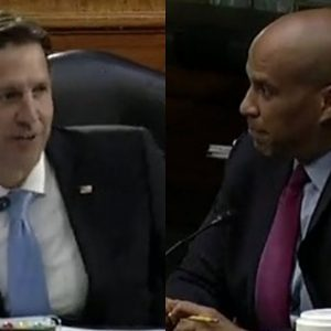 VIRAL MOMENT: 'Where Are You From?': Booker Appears To Forget What State Sasse Represents