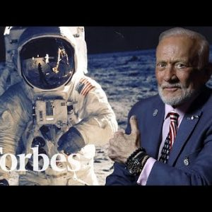 How Buzz Aldrin Became Interested In Space Exploration | Forbes