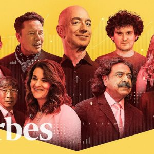 America's 400 Wealthiest Billionaires Are Worth $4.5 Trillion In 2021 | Forbes