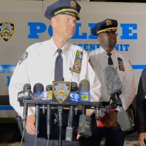 NYPD: Veteran Police Officer Suspected Of 'Horrific' Killing Woman She Found With Her Girlfriend
