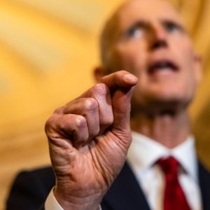 'People In Red States Have To Pay For That': Rick Scott Decries Dem Tax Proposal