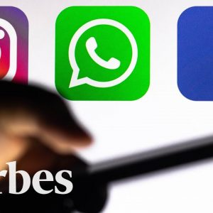 Inside Facebook, Instagram and WhatsApp's Outage This Week | Straight Talking Cyber | Forbes