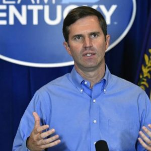 Kentucky Gov. Andy Beshear Announces Domestic Violence Awareness Month