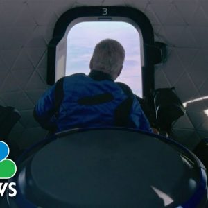 Emotional William Shatner Reflects On Spaceflight: 'The Most Profound Experience'