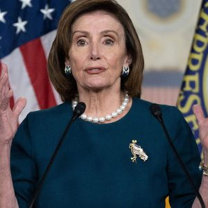 JUST IN: Pelosi Holds Press Conference To Announce The Text Of Sending Bill Is Up