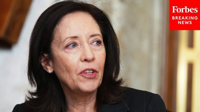Maria Cantwell Addresses Affordable Housing Crisis In Senate Speech