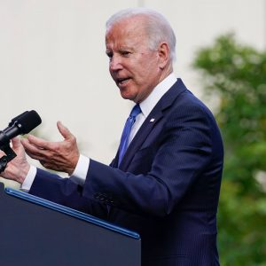 Live: Biden delivers remarks at 40th Annual National Peace Officers' Memorial Service | NBC News