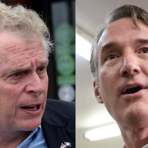 Terry McAuliffe Denounces Youngkin's Campaign As Full Of 'Divisive Dogwhistles'